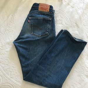 Vintage | Levi's 501 XX High Waisted Mom Jeans